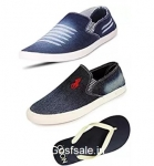 Scatchite Men's Footwear 50% off or more from Rs. 149 – Amazon