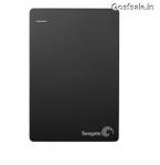 Seagate Backup Plus Slim 1TB Portable External Hard Drive Rs.3837 – Amazon India
