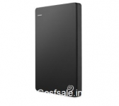Seagate Backup Plus Slim 2TB External Hard Drive @ Rs. 3800 – Amazon India