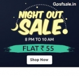 ShopClues Night Out Sale : 8PM to 10AM
