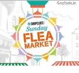 ShopClues Sunday Flea Market 10% CluesBucks + 10% Cashback