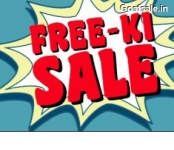 Shopclues Free Ki Sale – Sab Kuch Free – Flat @ Rs.1 – ₹1 Products – #SabKuchFree