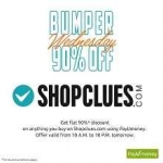 Shopclues Payumoney Offer : 13th May Bumper Offer