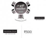 Shoppers Stop Instant Voucher 8% off from Rs. 230 – Amazon