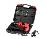 Skil 13mm Drill with 15 Drill Bits 6513JD Rs. 1799 – Amazon