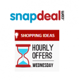 Snapdeal 9am to 9pm Offers : Snapdeal Exciting Offers Every Hour