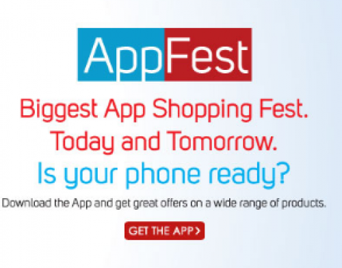 7246a7b0f3d Snapdeal App Fest   The Biggest AppFest 26th   27th Feb