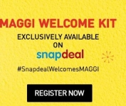 Snapdeal Maggi : Buy Maggi Online on Snapdeal : Maggi Welcome Kit on Snapdeal