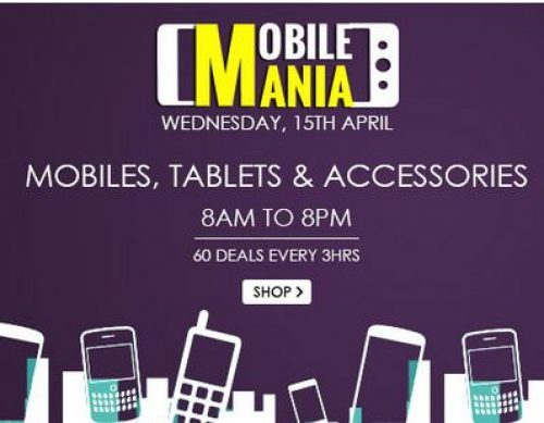 d6be42ff8e2 Snapdeal Mobile Mania Sale - Huge discount on mobiles   tablets ...