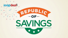 Snapdeal Republic of Savings 24 – 26 Jan – Snapdeal Republic Day Sale