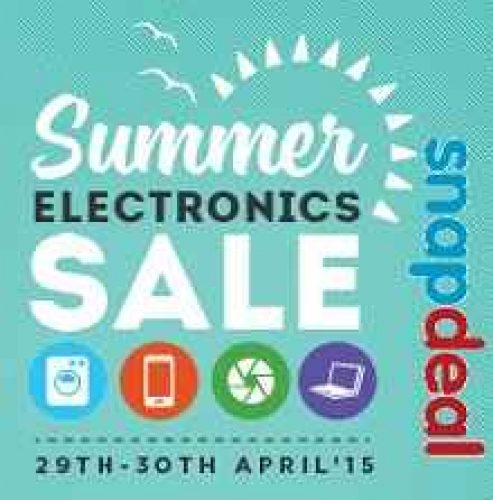 Snapdeal electronics coupons code