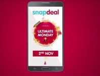Snapdeal Ultimate Monday : Snapdeal Ultimate Monday 2nd November