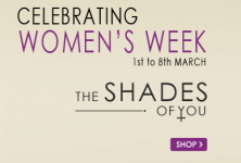 Snapdeal Women's Day Offers : Womens Day Sale 2015 Coupons & Deals