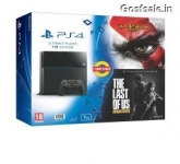 Sony PlayStation 4 1TB Console Ultimate Player Edition + God of War and The Last of Us Rs. 35700 – Amazon