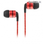 Soundmagic E80 In-Ear Headphones (Red) @ Rs.2747 – Amazon India
