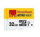 Strontium Nitro 32GB Class 10 Memory Card @ Rs 599 – Amazon India