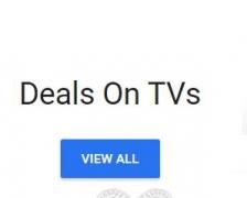 TVs & Appliances upto 50% off + 10% off on Rs. 3000 – FlipKart