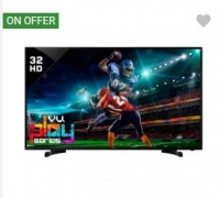 TVs upto 48% off + 10% off + upto Rs. 32000 off (Exchange) – FlipKart