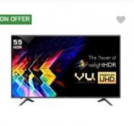 TVs upto 51% off + upto Rs. 35000 off (Exchange) – FlipKart
