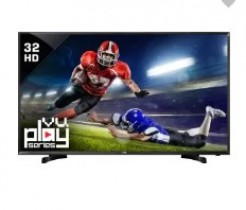 TVs upto 62% off + 10% off on Rs. 5999 + upto Rs. 22000 off (Exchange) – FlipKart