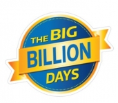 Flipkart Big Billion Days : 13th October – 17th October : Big Billion Days Offers