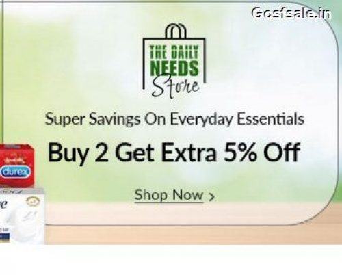 593900897 The Daily Needs Store – SnapDeal