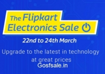 The Flipkart Electronics Sale – Biggest Sale on Electronics – Sale of the Year