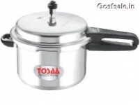 Tosaa Pressure Cooker 2L Rs. 650, 3L Rs. 720, 5L Rs. 874 – Amazon