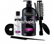 Tresemme Shampoo 580ml + Conditioner 85ml + Hair Styling Kit Rs. 358 – Amazon