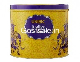 Unibic Festive Cookies 50% off or more from Rs. 199 – Amazon