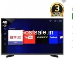 Upto 30% off on Vu LED TVs + upto Rs. 20000 off (Exchange) – FlipKart