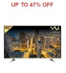 Upto 47% OFF on Best Selling Televisions – Flipkart 25 May