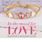 V. K. Jewels & Vina Fashion Jewellery upto 80% off or more + 30% off from Rs. 93 – Amazon