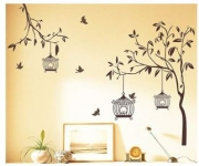 Upto 90% off  on Wall Stickers from Rs. 51 – Amazon