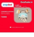 Upto Rs 150 off Snapdeal E-Gift Cards – Snapdeal