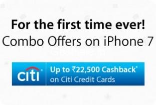 Upto Rs.22500 on Purchasing Apple Combo Offers – Flipkart Apple Combo Offer