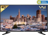 Vu 102 Cm (40 ) Full HD Led Tv @ Rs.19990 – Flipkart