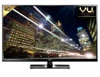 Vu 102 cm (40) Full HD LED TV Rs.21990 – Flipkart
