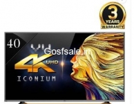 Vu 102cm (40) Ultra Hd Smart Tv Rs.30990 – Flipkart Big Diwali Sale