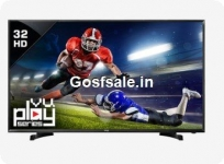 Vu 32″ HD Ready LED TV 32K160M @ Rs. 11690 – TataCLiQ