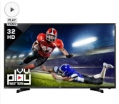 Vu 32″ HD Ready LED TV 32K160MREVD @ Rs.12989 – Flipkart