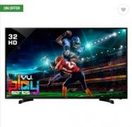 Vu 80Cm (32 Inch) HD Ready TV @ Rs.11999 : Flipkart Big Diwali Sale : 14th to 17th Oct – Shubh Bhi Labh Bhi
