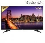 Vu 80cm ( 32 ) Led Tv Rs.13990 : Flipkart Big Shopping Days
