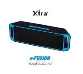 Xtra e-Fusion Wireless Bluetooth Speaker Rs. 999 – Amazon