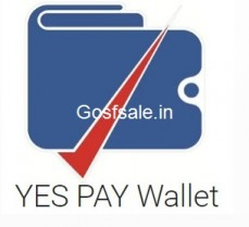 Yes Pay Wallet Free Rs. 25 : YesPay Wallet Offer