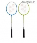 Yonex Badminton Racquet GR 201 Pack of 2 Rs. 714 – Amazon