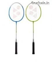 Yonex Badminton Racquet GR 201 Pack of 2 Rs. 714 – Amazon