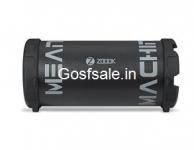Zoook Rocker M2 Mean Machine Portable Bluetooth Speaker + Rs. 100 Cashback Rs. 1599 – Amazon