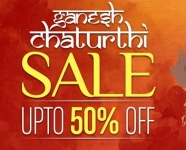 Ganesh Chaturthi Offers : Ganesh Chaturthi Deals & Coupons 2015