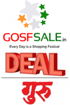 GosfSale DealGuru – Get Best Deals on Products You Want or Ask Us for Suggestions